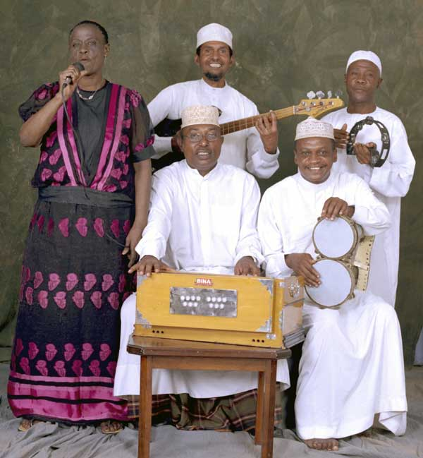 Zuhura,maulidi and swaleh al abdi